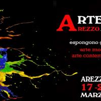 Walter Passarella partecipa all'ArteXpo Arezzo